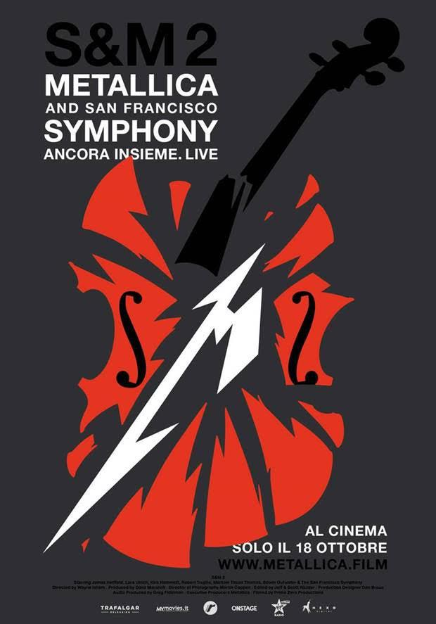 METALLICA AND SAN FRANCISCO SYMPHONY S&M2