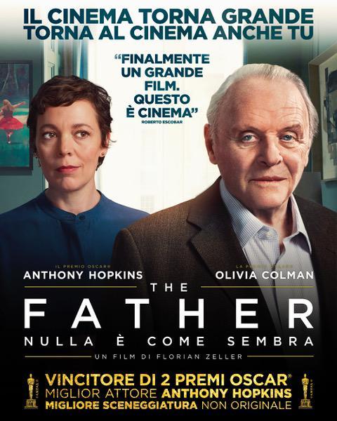 THE FATHER - NULLA È COME SEMBRA Vignola Cinemas Polignano Conversano Monopoli
